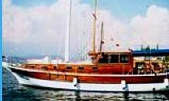 Crewed Charter On Fethye In Sant Joan Despí