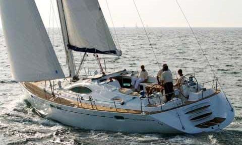 "Luxury ""Boomerang"" Cruising Monohull Charter in Croatia"