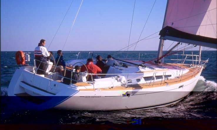 "Luxury Sailing Charter ""Seven Spirit""  in Croatia"