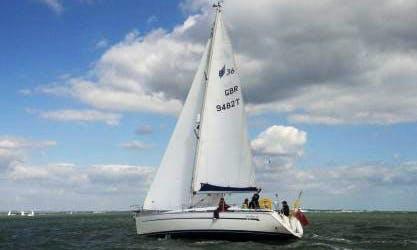 "Charter on ""Appaloosa"" Bavaria 36 Sailboat in Southampton"