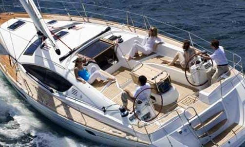 "Luxury Sailing Charter ""Southern Cross"" in Croatia"