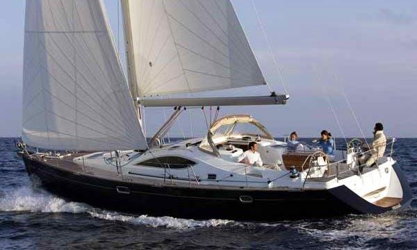 """""""Uluru"""" Luxurious Cruising Monohull Charter in Croatia"""
