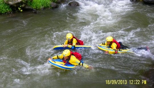 River Boarding In Denpasar, Indonesia