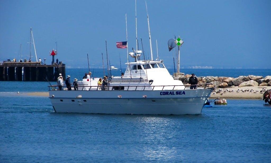 Charter Luxury 'Coral Sea'  in California