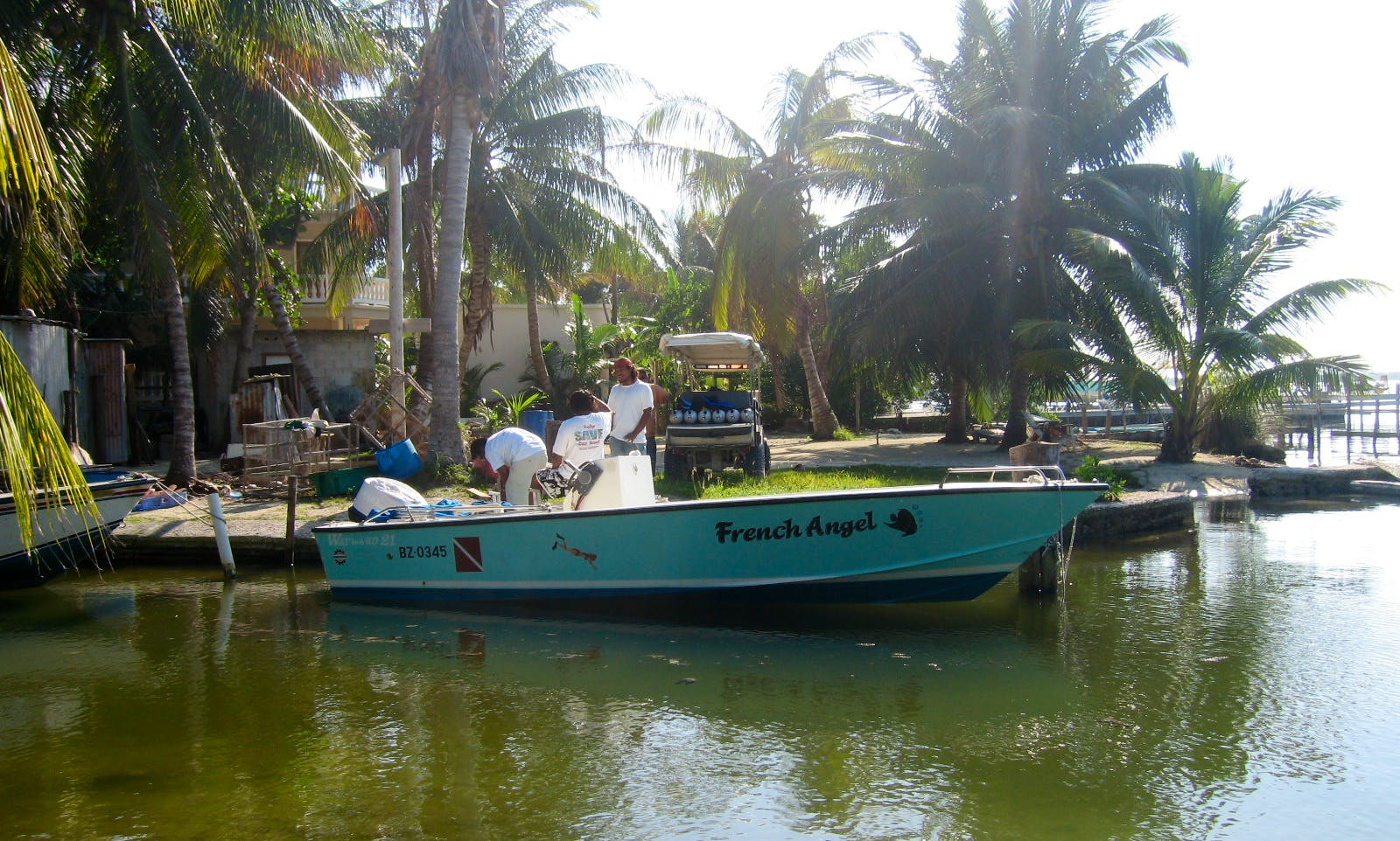 Fishing Charter in Caye Caulker, Belize