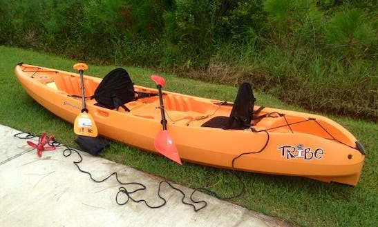 Tandem Kayak Rental In Miami
