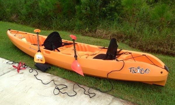 Tandem Kayak Rental In Miami