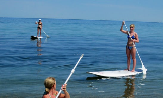 Stand Up Paddle Board Rental In Sandwich