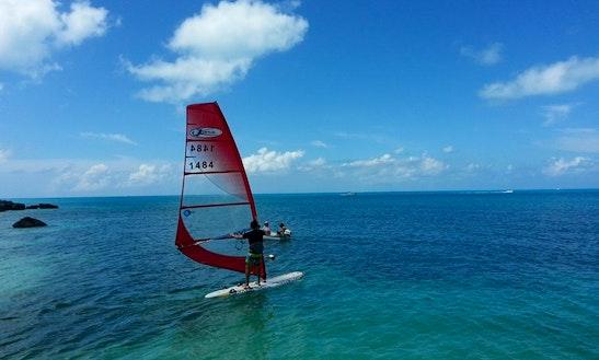 Windsurfers Rental In Bermuda