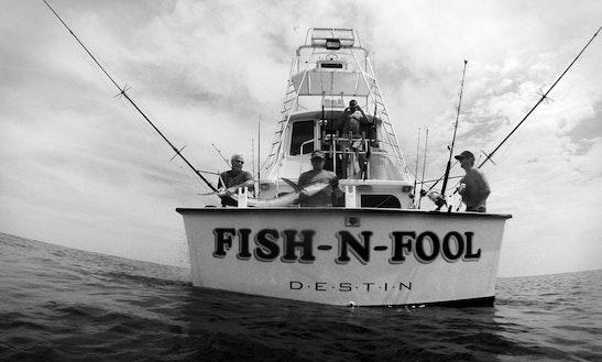 36' Sport Fisherman In Kill Devil Hills, North Carolina United States