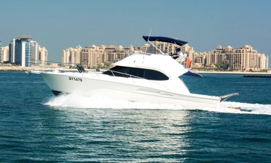 47' Riviera Sport Fisherman Charter In Dubai, United Arab Emirates