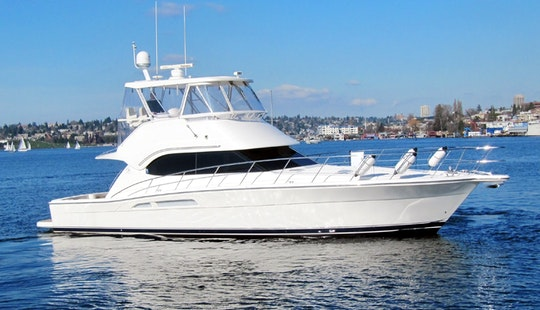 47' Riviera Sport Fisherman Charter In Dubai, United Arab Emirates