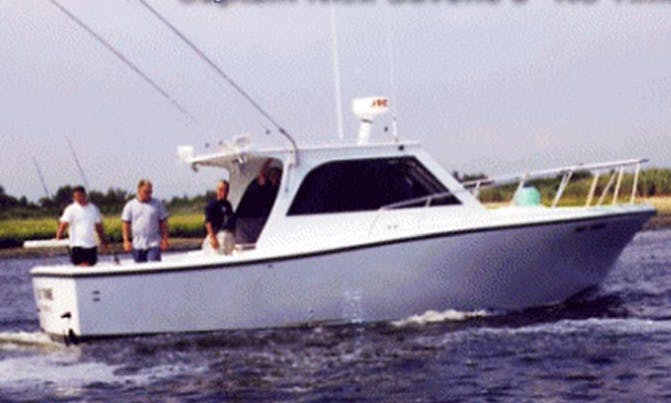 """No Time"" Private Sportfishing Charters"