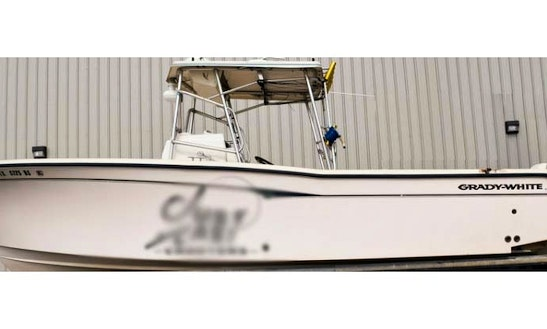 Rent 26' Grady White Fishing Boat In Galveston, Texas