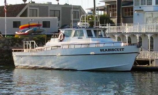 60' Sportfishing Charter In Oxnard