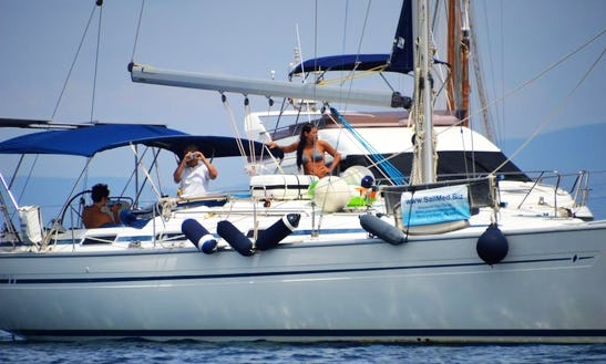 Mediterranean Skippered Yacht Charter From French Riviera