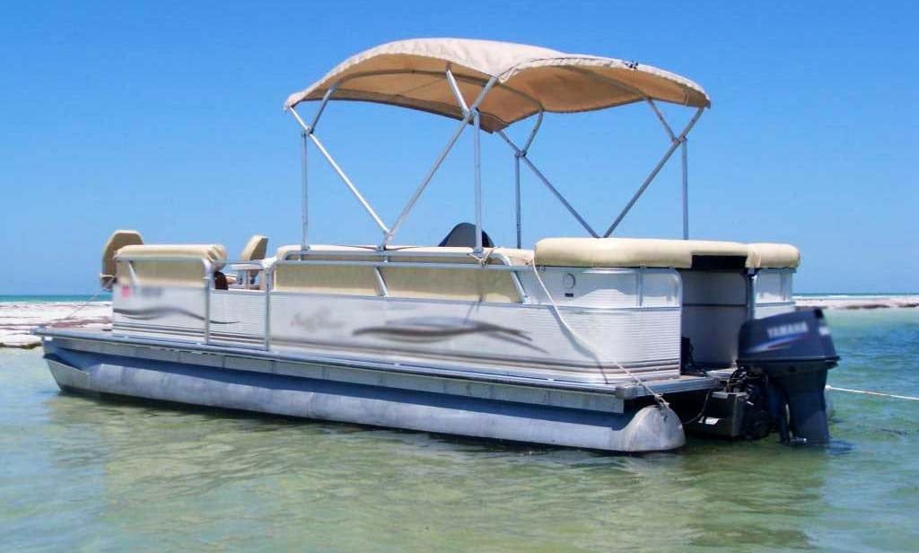 Pontoon Rental In Moffet