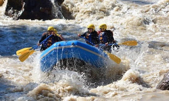 Rafting Trips In Chile