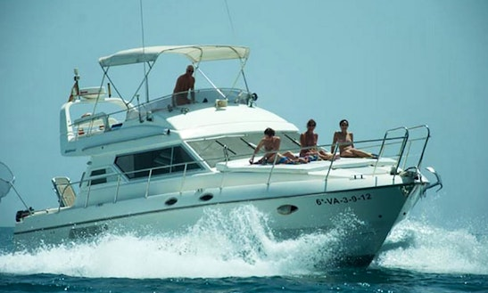 Private Alicante Luxury Motor Yacht Charter