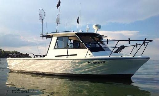 Fishing Charter In Put-in-Bay