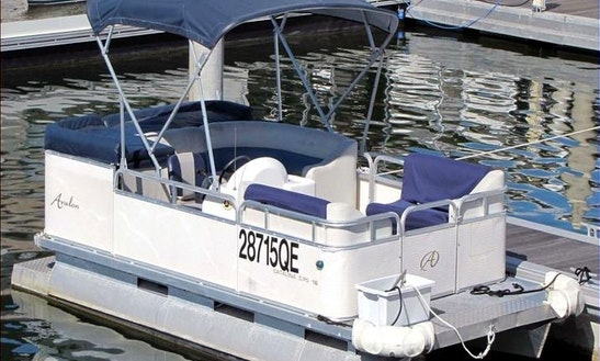 Explore Broadwater And Gold Coast On 2005 Avalon Party Boat