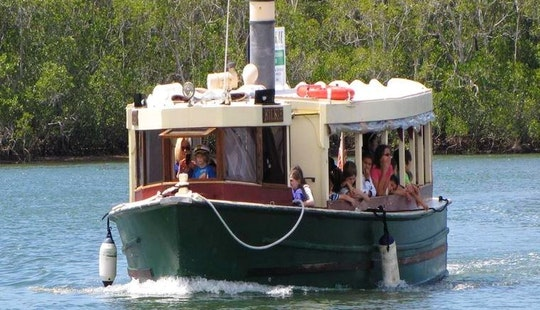 Private Timber Ferry Trips On Coomera River