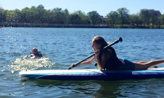 Stand Up Paddle Board Rental In Austin