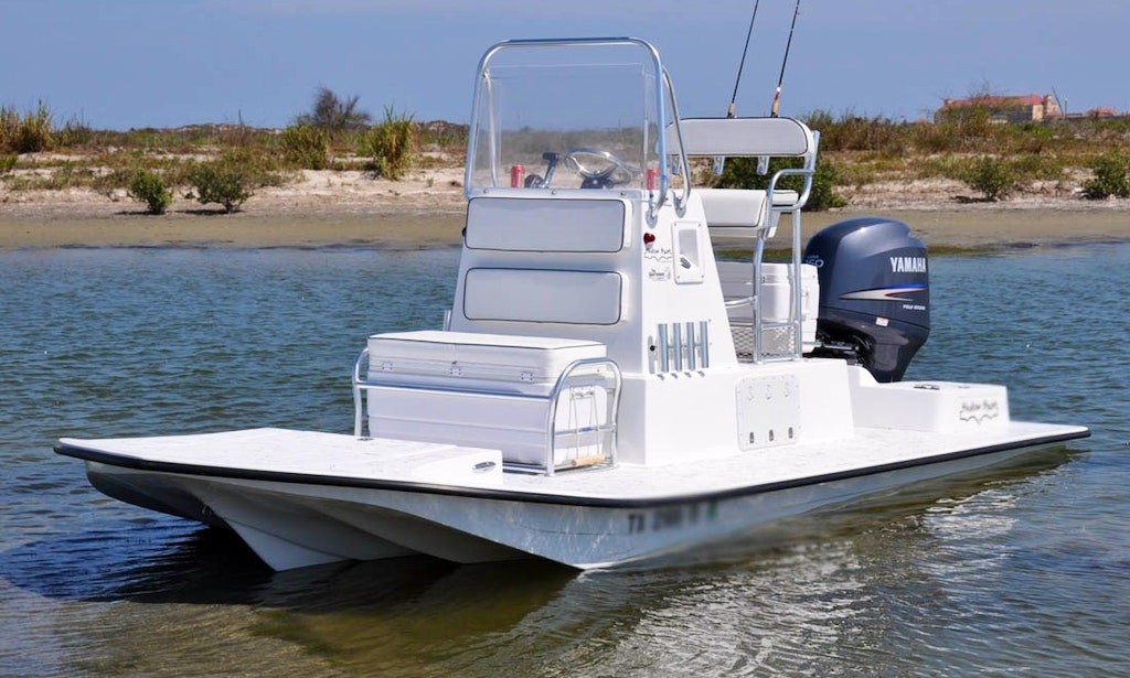 21 39 shallow sport boat in south padre island getmyboat for Best places to fish in florida without a boat