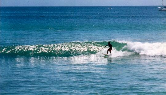 Surfing Board Rental In Punta De Mita, Mexico