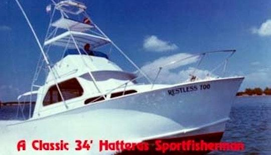 Florida Keys Fishing Charter On 34ft