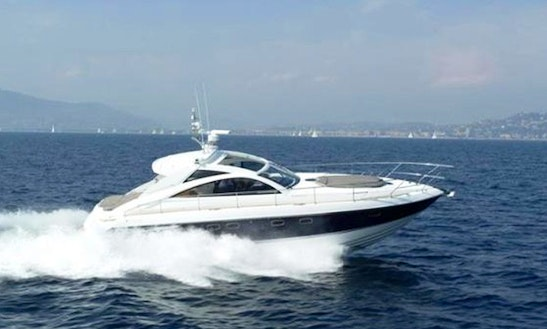 Luxury ''fairline Targa 47'' Motor Yacht Charter In Spain