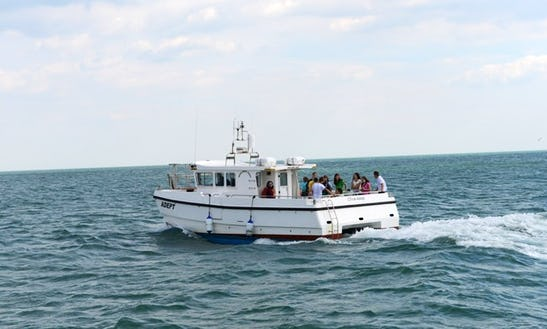 Boat Trips, Tours, And Cruises On An 'adept' In Brighton