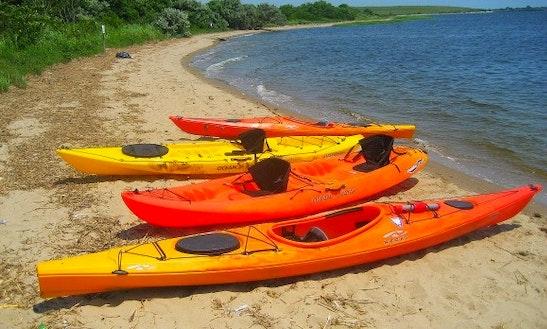 Kayak Rental In Menominee
