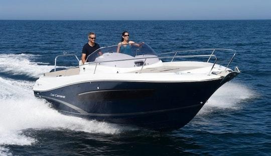 Luxury ''cap Camarat 7.5 Wa'' Cuddy Cabin Charter In Spain