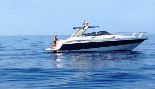 Luxury ''cranchi 41'' Motor Yacht Charter In Spain