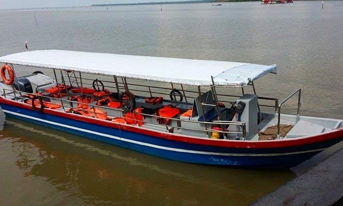 Passenger Boat Rental in Simpang