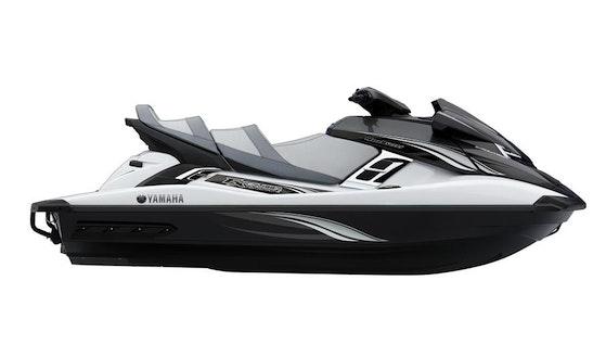 Rent Yamaha Fx Cruiser Ho Jet Ski In Lake Elsinore, California