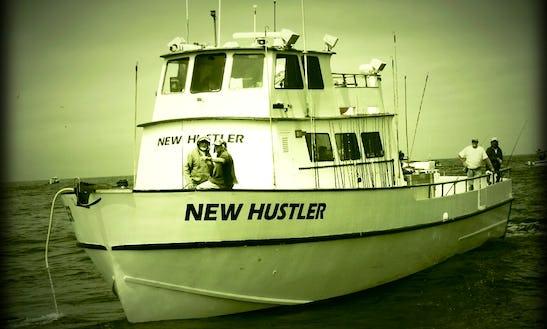 Deep Sea Fishing Charter In Oxnard
