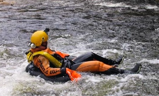 Underworld Rafting