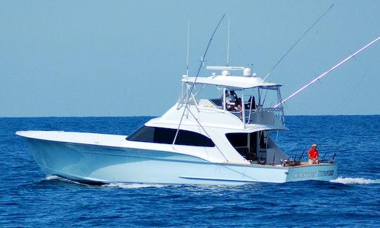 Enjoy Fishing In Ponce Inlet, Florida On Sport Fisherman Yacht