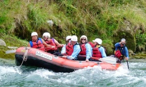 River Guided Rafting Trips