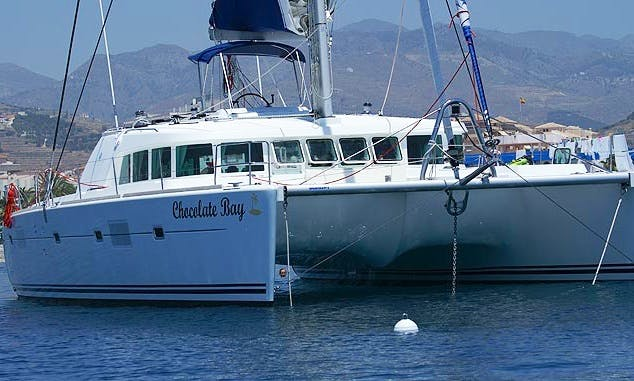 Cruising Catamaran Charter in Pefki-Attica, Greece