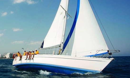 Sailing Cruising Monohull Rental In Larnaca And  Nicosia, Cyprus