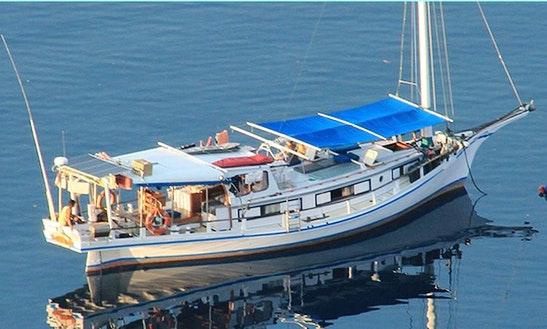 Discover Bali On Private Schooner Charter