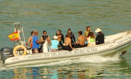Scuba Diving Courses In Altea