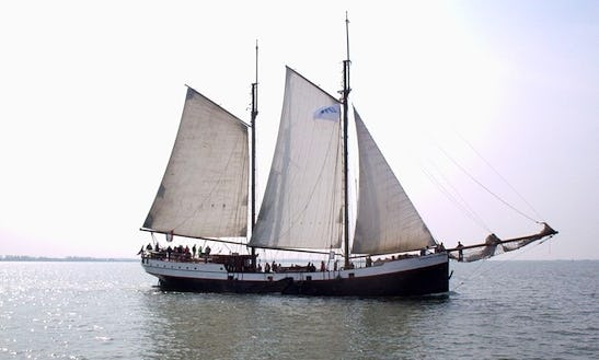 Charter On 118' Sailing Schooner
