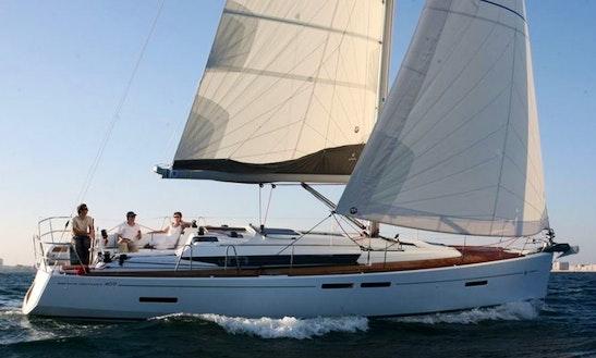 Dénia Sailboat Sun Odyssey 40.9 Charter