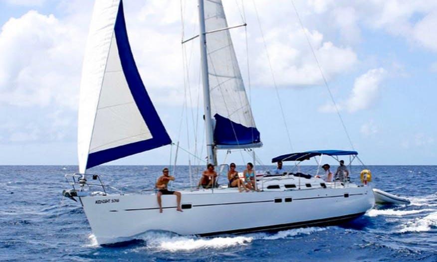 Beneteau Oceanis 473 Yacht Charter in Denia