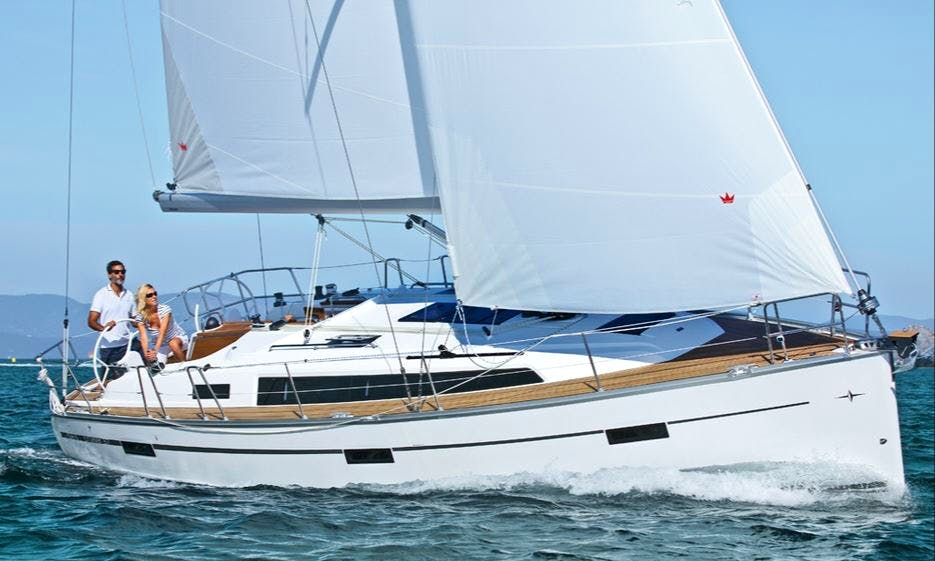 Bavaria 37 Sailing Charter in Puerto Calero