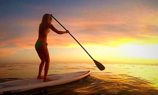 Paddleboard Rental In Santa Barbara